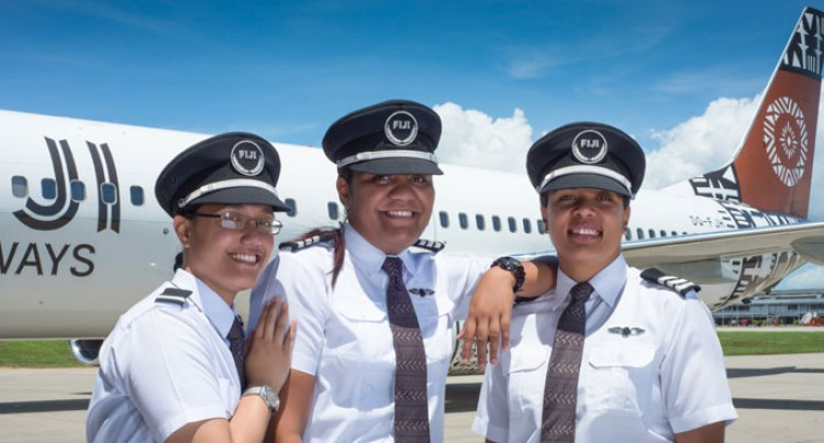Fiji Airways' New Pilot Look