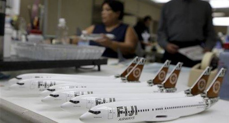 Airline World's Tiny Secret: Infatuation With Model Planes