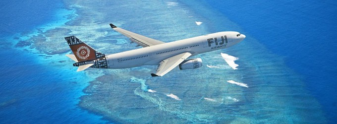 Flight Deck Policies In Place: Fiji Airways