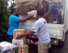 Red Cross Ready With Relief Supplies