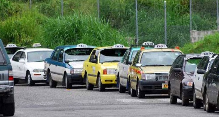 Tempers Flare At Taxi Operators Meeting