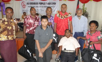 Call To Ratify Disability Convention