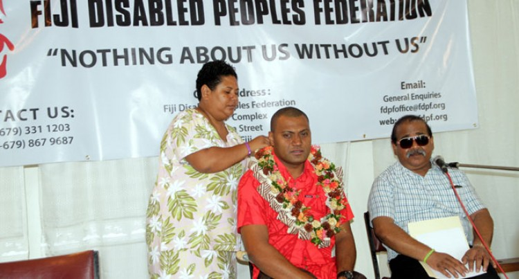 Delana Vouches For Disabled People