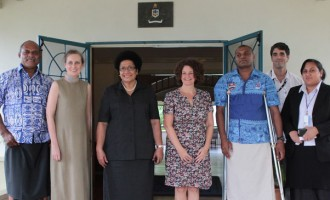 Aussies Thanked For Fijian MPs Training