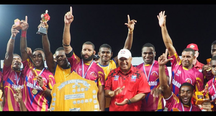 Star Studded Tabadamu Wins Fiji Bitter Marist 7s