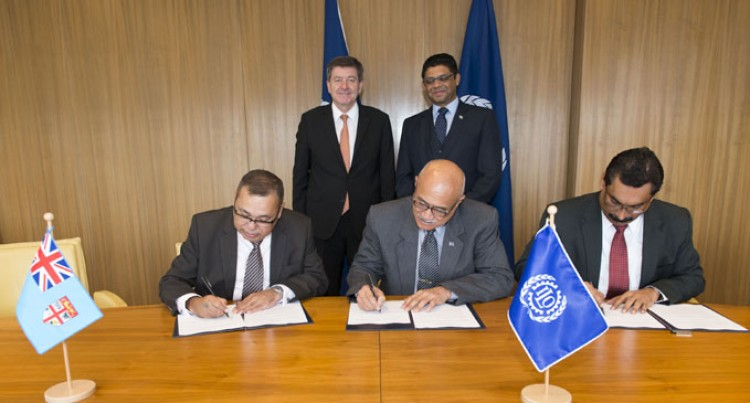 Geneva Deal Good For Fiji