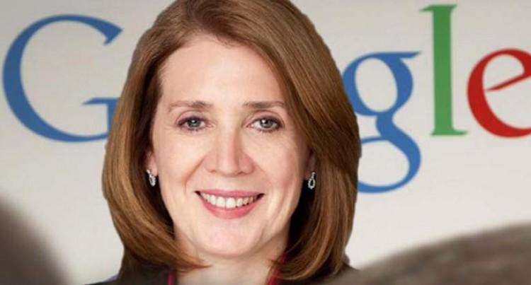 Google's Badass New CFO Is A Woman