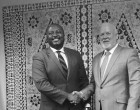 Burundi, Fiji Landlocked African