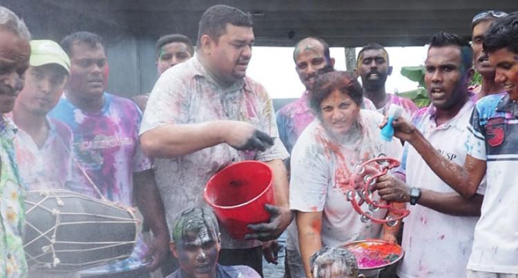 Holi Colours Fiji