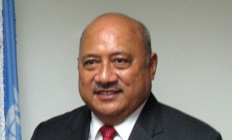 Ratu Inoke  Attends Pacific Islands Forum  Leaders  Meeting