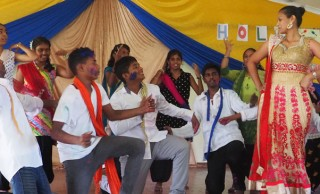 Students, Teachers Unite In Festival