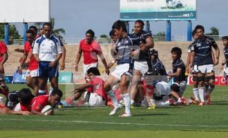 Tonga A Beat Japan Juniors