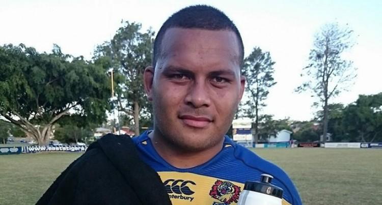 Fijian Prop Wins Musashi Award
