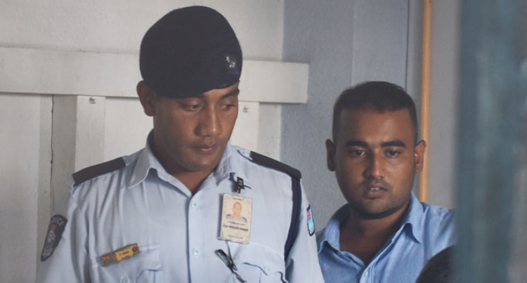 Death Driver In Remand