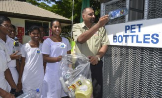 Recycling Centre Launched In Lautoka