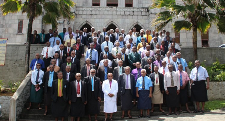 Church Rebuilds Ties