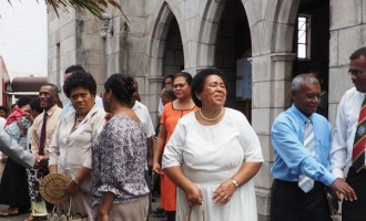 Methodists Urged To 'Step Up'