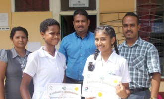 Nausori High Scoops Top Prize