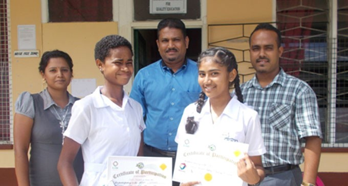 Nausori High Scoops Top Prize