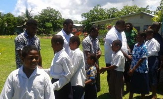 Our 7s Stars Help Unite Villagers
