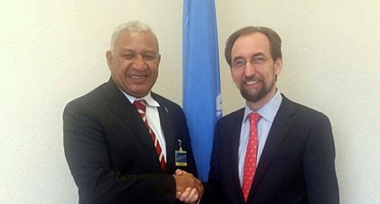 Fiji Receives High Praise From UN High Commissioner For Huma Rights