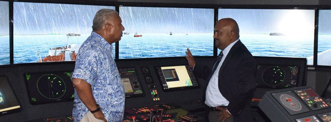 Historic Achievement For Maritime Academy