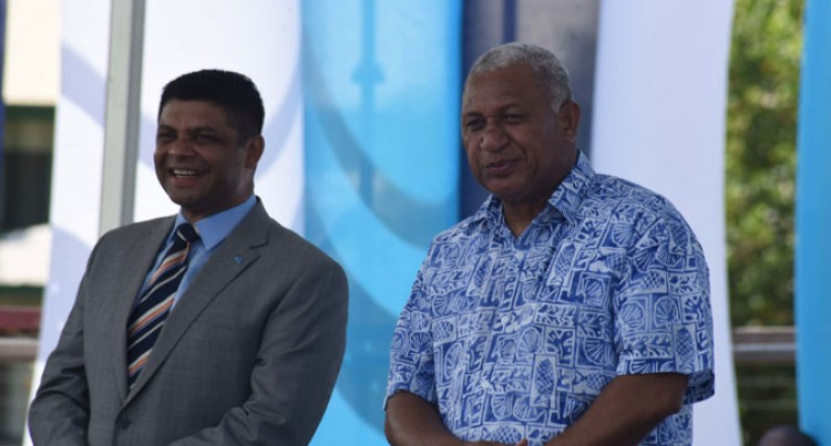SPEECH: PM At The Rebranding Of Maritime School