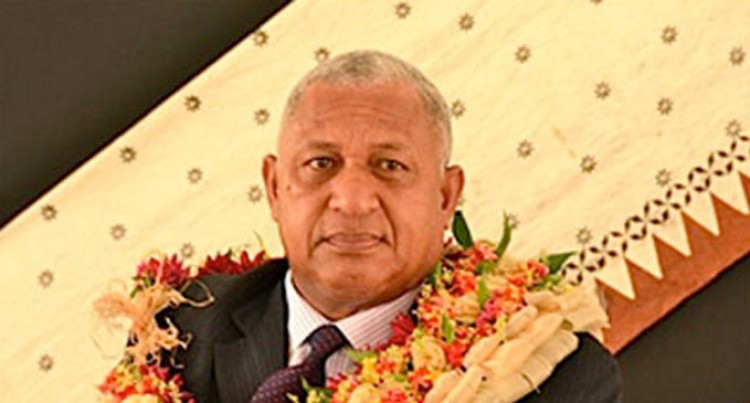 PM: New Travel Law Helps Fiji