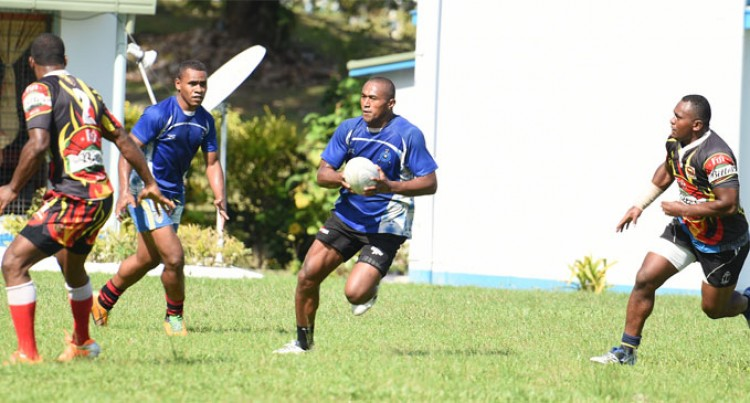 BLK Is The Official Sponsor For Fiji Police 7s Team