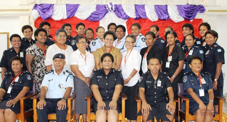 Police Reopen Women's Network