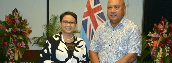 Boost In Fijian Indonesian Ties