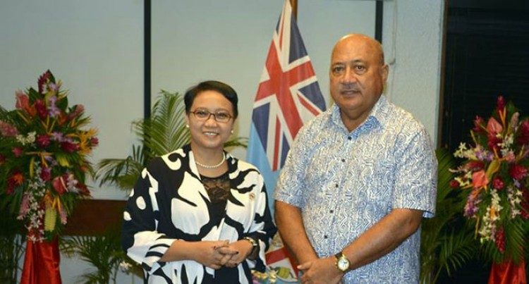 Boost In Fijian Indonesian Ties