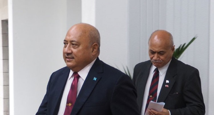 Ratu Inoke At MSG Meeting Today