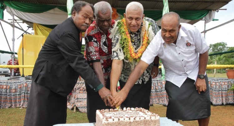 Naitasiri Launches Yellow Ribbon