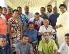 Visit Brings Joy For Elders