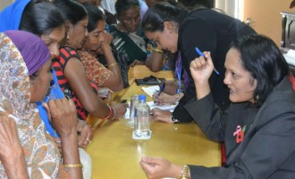 FOCUS: Politics Not Flowers: Womens Rights Move On