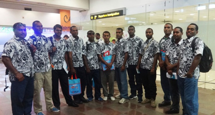 Second Group Of Fijians Off To NZ