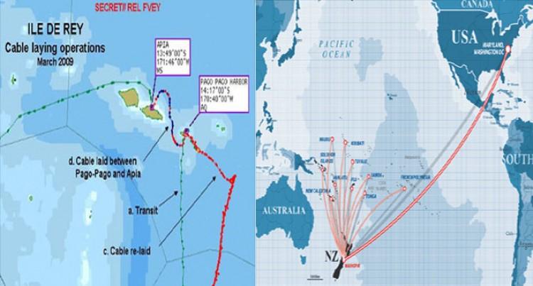 FOCUS: Fijian Communications Target Of Spying