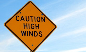 WEATHER UPDATE: Strong Winds For Mamanuca, Vanua Levu