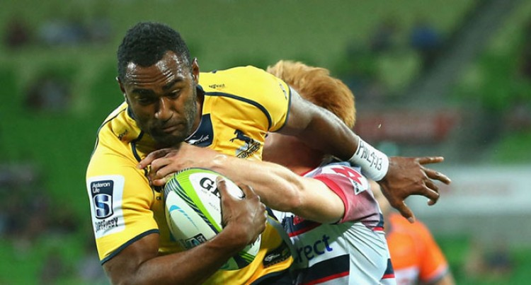 Kuridrani Scores In Brumbies 20-15 Win