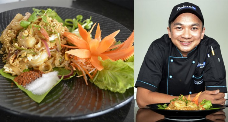 Thai Cuisine At Chantara At Radisson Blu