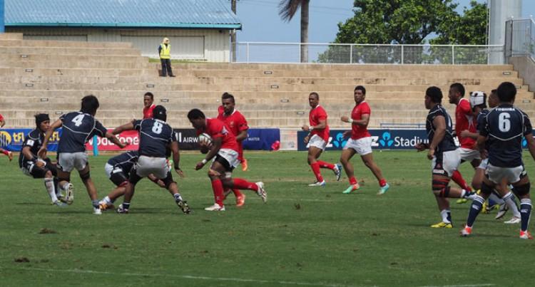 Tonga A Victorious