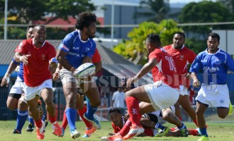'Silly Mistakes' Costly For Tonga A