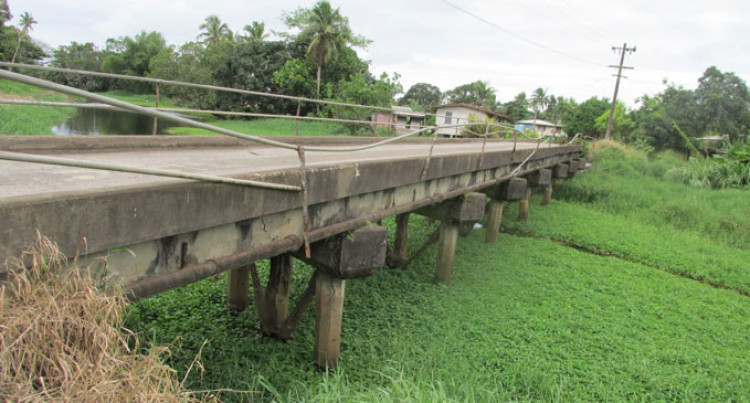 FRA Temporary Closure Of Vunivaivai Bridge