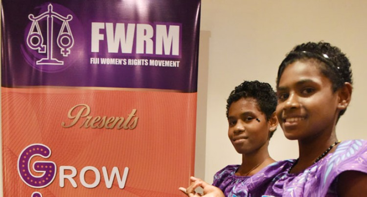 Programme Builds Up Young 'Women'