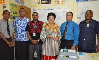 Hospital Staff Praised For Effort