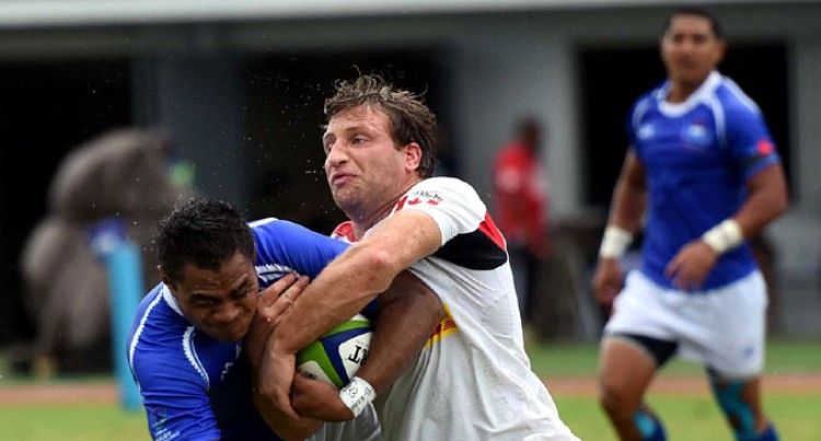 Second Win For Samoa A