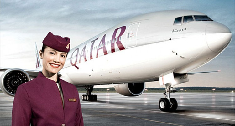 Qatar Airways To Begin Second Employment Drive Here