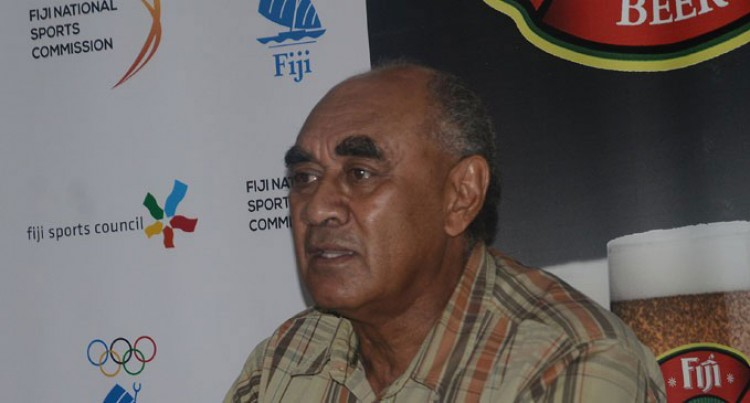 Athletics Fiji Mourn Bainimoli