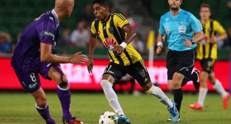 Roy Krishna In Top League